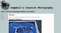 Preview of campbellsgallery.net